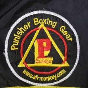 AirMonkey Shorts - Punisher Muy Thai Boxing Shorts XXL